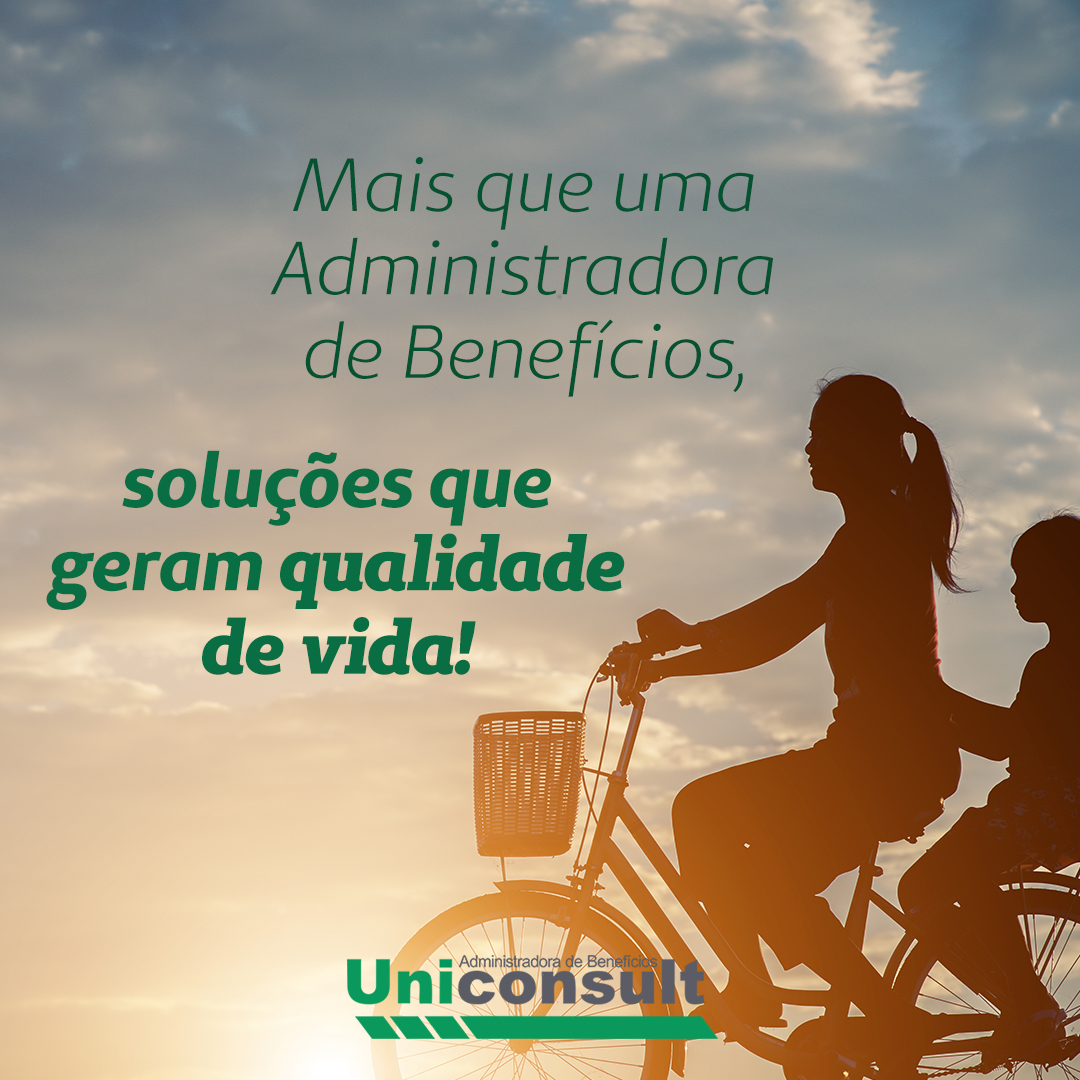 Mais que uma Administradora de Benefícios, soluções que geram qualidade de vida!