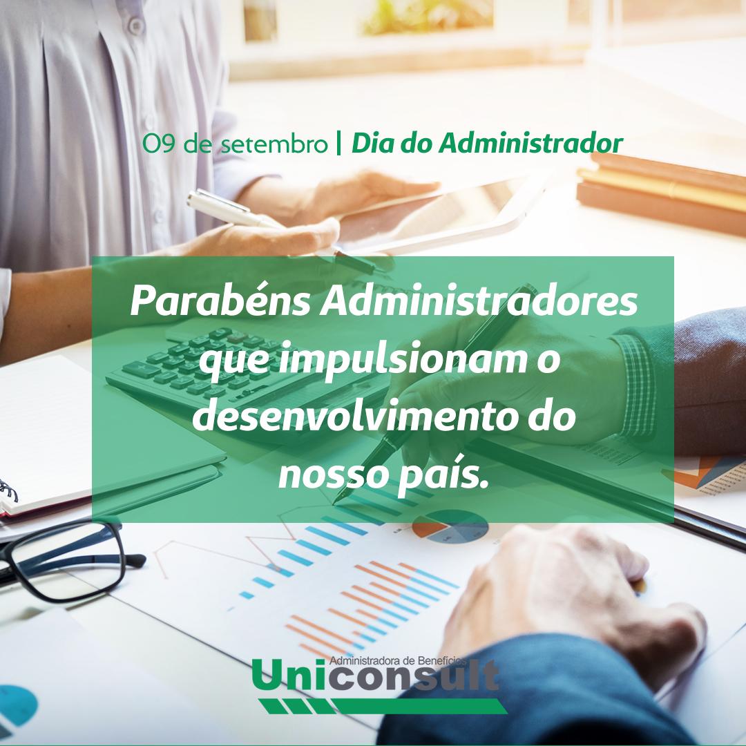 09 de Setembro – Dia do Administrador