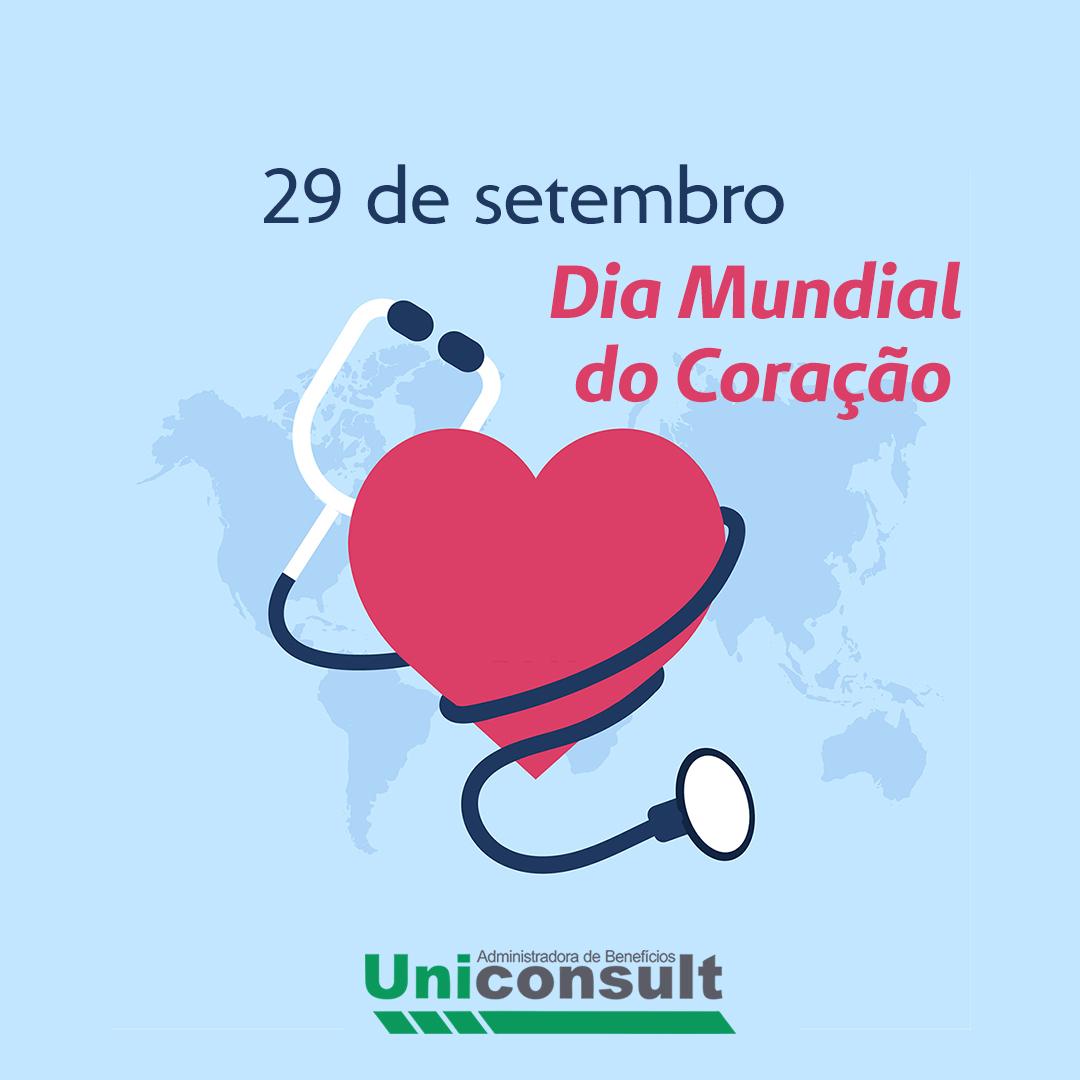 29 de setembro – Dia Mundial do Coração